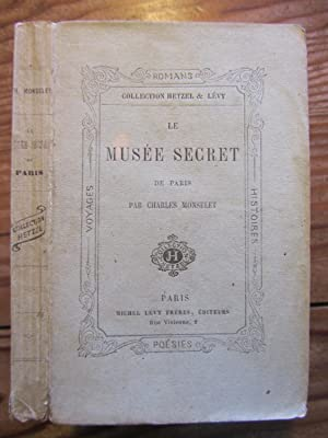 Le Musée secret de Paris.