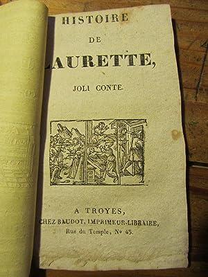 Colportage ]. La jolie Laurette, Conte nouveau.