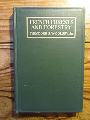 . [ Sylviculture ]. (French Forests and Forestry. Tunisia, Algeria, Corsica. With a translation o...