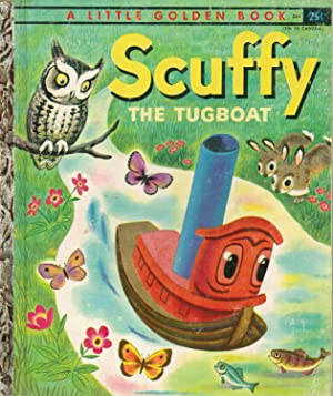 Scuffy the Tugboat and His Adventures Down: Gertrude Crampton