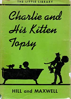 Charlie and His Kitten Topsy