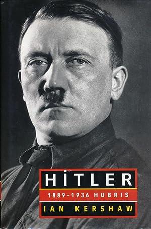 Hitler 1889-1936: Hubris: Kershaw, Ian