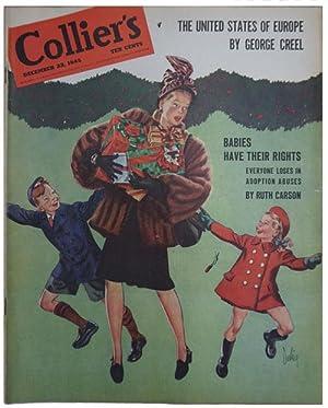 I'M Crazy Collier's December 22, 1945: Salinger, J. D.