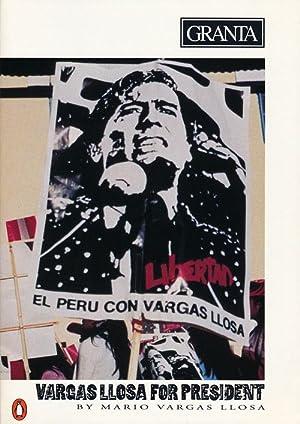 Granta 36: Vargas Llosa for President: Amis, Martin; Boyle,