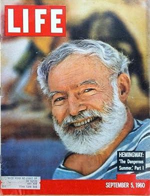 The Dangerous Summer, Part I In Life: Hemingway, Ernest