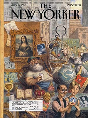 The New Yorker: July 17, 1995: Barnes, Julian; White,