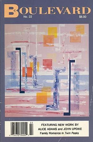 Boulevard: Spring 1993, Volume 8, Number 1: Doty, Mark; Lehman,
