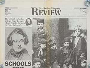 """Schools for Scandal""""--The Second Extract from Ackroyd's: Ackroyd, Peter"""