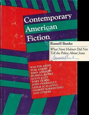 Contemporary American Fiction: Messerli, Douglas (editor)