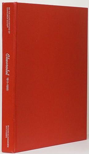 Chevrolet 1911-1985: Langworth, Richard M. & Jan P. Norbye