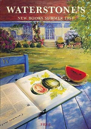 Waterstone's New Books Summer 1994: O'Brien, Edna; Alan