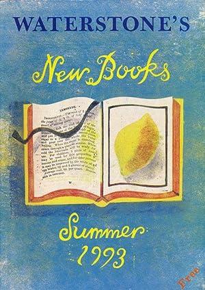 Waterstone's New Books Summer 1993: Forster, Margaret; Roddy