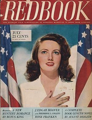 Redbook Magazine, July 1943: Caldwell, Erskine
