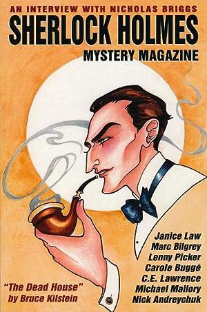 Sherlock Holmes Mystery Magazine #7 Volume 3,: Kaye, Marvin &
