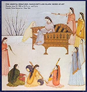 Fine Oriental Miniatures, Manuscripts and Islamic Works: Sotheby Parke Bernet