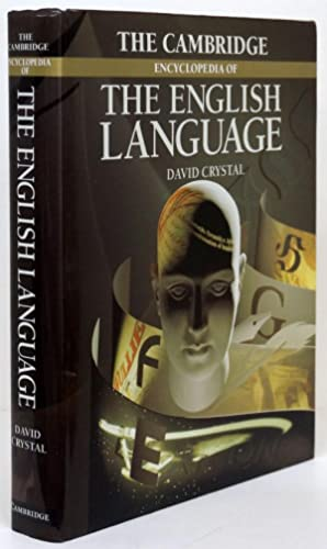 Cambridge Encyclopedia Of The English Language By David Crystal  First Edition