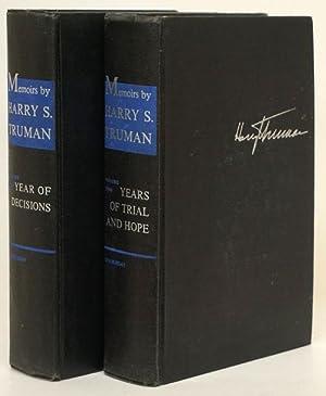 Memoirs by Harry S. Truman Two Volume: Truman, Harry S.