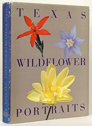Texas Wildflower Portraits: O'Kennon, Lou Ellen and Robert O'Kennon
