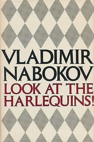 Look at the Harlequins!: Nabokov, Vladimir Vladimirovich