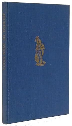 Journal of John Udell Kept During a: Udell, John