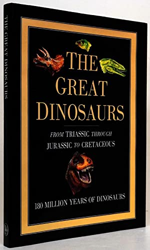 The Great Dinosaurs From Triassic through Jurassic: Spinar, Zdenek; Currie,
