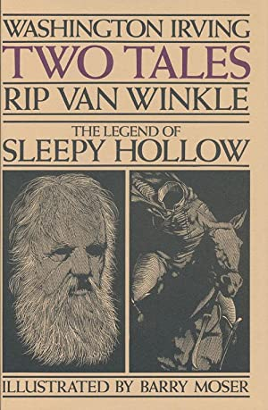 Two Tales: Rip Van Winkle and the: Irving, Washington
