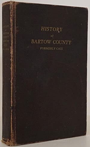 The History of Bartow County Formerly Cass: Cunyus, Lucy Josephine