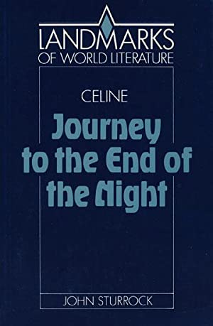 Journey to the End of the Night: Sturrock, John