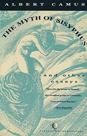 myth sisyphus essays by camus albert obrien justin abebooks the myth of sisyphus and other essays camus albert