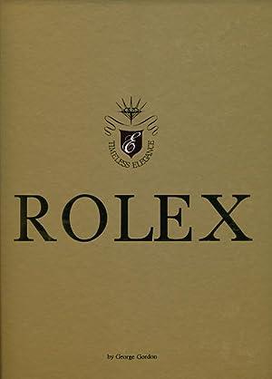 Rolex: Gordon, George