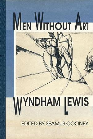 Men Without Art: Lewis, Wyndham