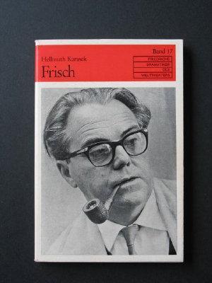 Max Frisch: Karasek, Hellmuth