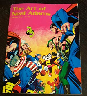 The Art of Neal Adams, Volume One