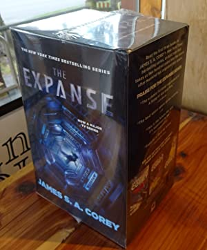 The Expanse Boxed Set: Leviathan Wakes, Caliban's War and