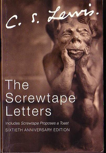 the screwtape letters lewis cs