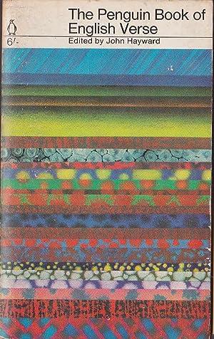 THE PENGUIN BOOK OF ENGLISH VERSE: Hayward, John (Edits)