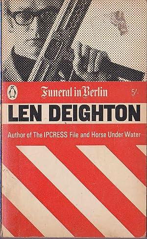 FUNERAL IN BERLIN (Film tie-in: Michael Caine): Deighton, Len