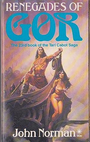 RENEGADES OF GOR: Norman, John