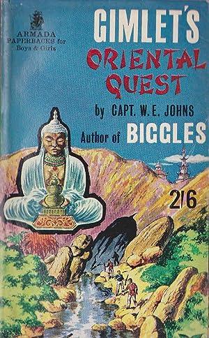 GIMLET'S ORIENTAL QUEST: Johns, Captain W.E.