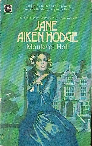 MAULEVER HALL: Hodge, Jane Aiken