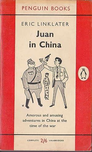 JUAN IN CHINA: Linklater, Eric