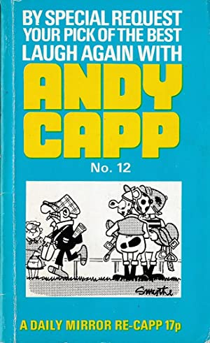 LAUGH AGAIN WITH ANDY CAPP No.12
