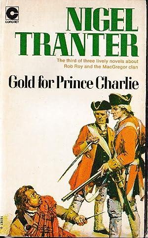 GOLD FOR PRINCE CHARLIE: Tranter, Nigel