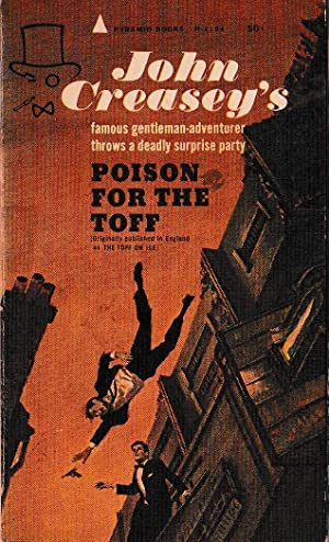 POISON FOR THE TOFF