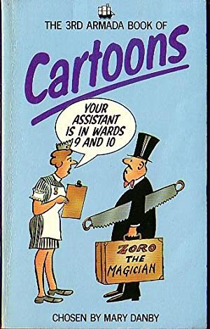 THE 3rd ARMADA BOOK OF CARTOONS