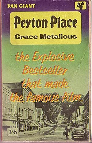 an analysis of social failures in peyton place by grace metalious Looking for peyton place just like they believe grace metalious did many the book is still a readable and inventive piece of social commentary that.