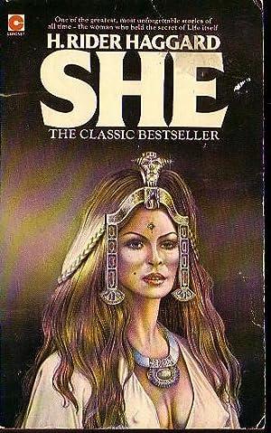 SHE: Haggard, H.Rider