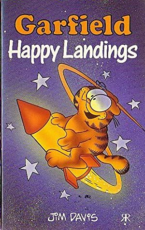 GARFIELD. Happy Landings