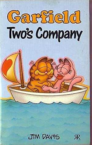 GARFIELD. Two's Company
