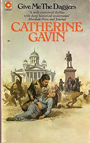 GIVE ME THE DAGGERS: Gavin, Catherine